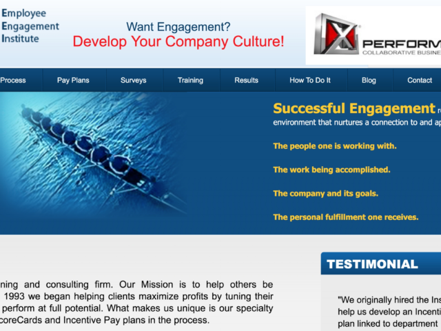 Performax Partners with Employee Engagement Institute